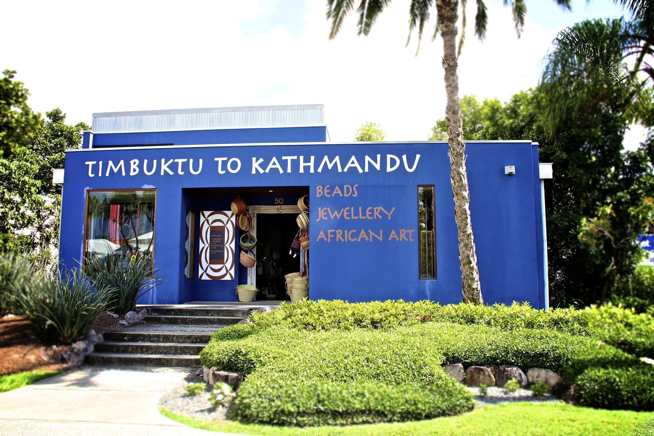 timbuktu to kathmandu retail warehouse noosa